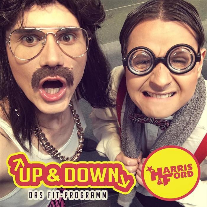 Harris & Ford-Up & Down (Das Fit-Programm)